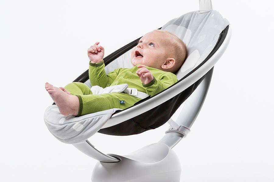 Baby Schommelstoel Automatisch.Ontspanning Voor Je Baby In Een Wip Of Schommelstoel