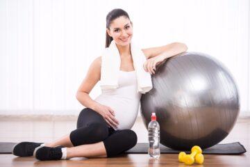 tips zwanger sporten
