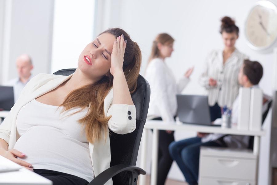 Griep tijdens de zwangerschap