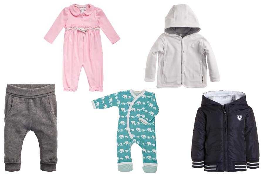Babykleding online bestellen doe je hier