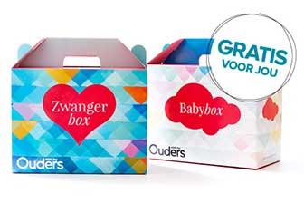 De gratis babydozen: Zwanger- en Babybox
