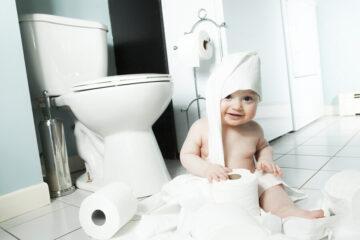 Nee begrijpen: baby doet iets wat niet mag