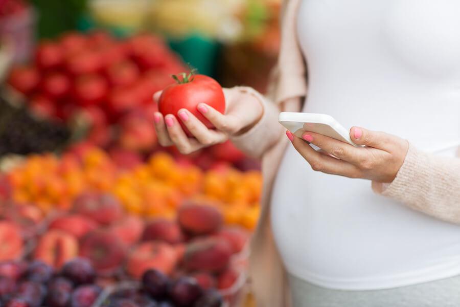 Onderzoek zwangerschap en voeding