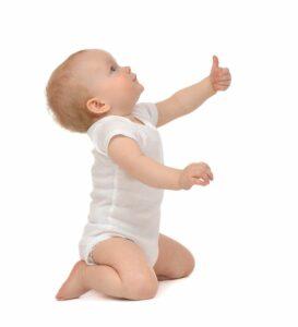 Baby positief opvoeden