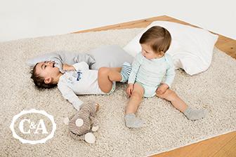 C&A babykleding
