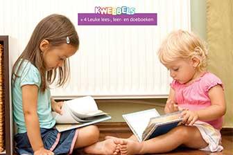 Gratis boekenpakket van Kwebbels