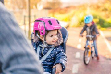 veilig fietsen met je baby