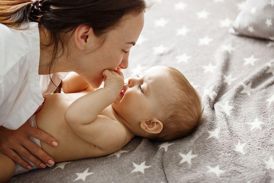 Moeder borstvoeding Sex