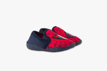 Spiderman-pantoffels van C&A