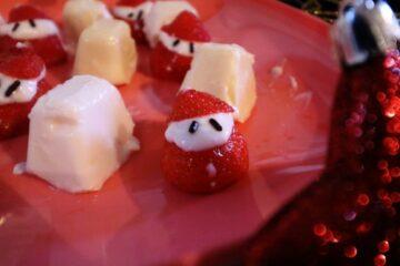 kersttoetjes kerstmannetjes