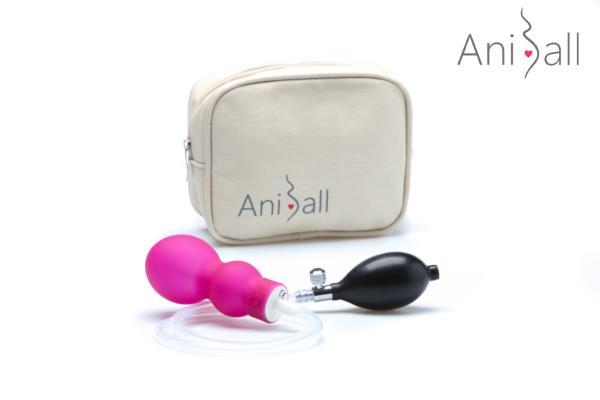 Bekkenbodemspieren trainen met aniball