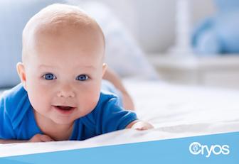 baby geboren dankzij donor spermabank