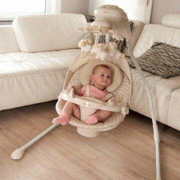 Schommelstoel Elektrisch Baby.Wipstoel Waar Moet Je Op Letten Bij Het Kopen 24baby Nl