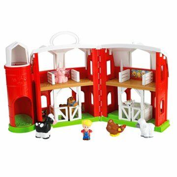 LittlePeople boerderij als speelgoed voor baby 1 jaar