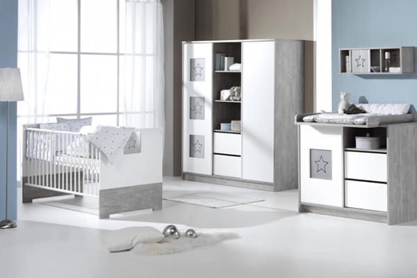 Babykamer Ecoline Star