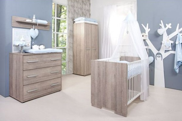Kleuren Voor Babykamer : Babykamer u baby