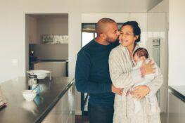 relatie ouders met baby