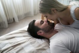 Vrouw gebruikt pessarium als anticonceptie