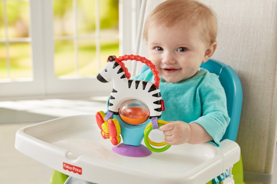 Activiteiten Zebra Fisher-Price