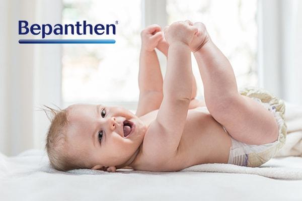 Babyzalf bij beweeglijke baby