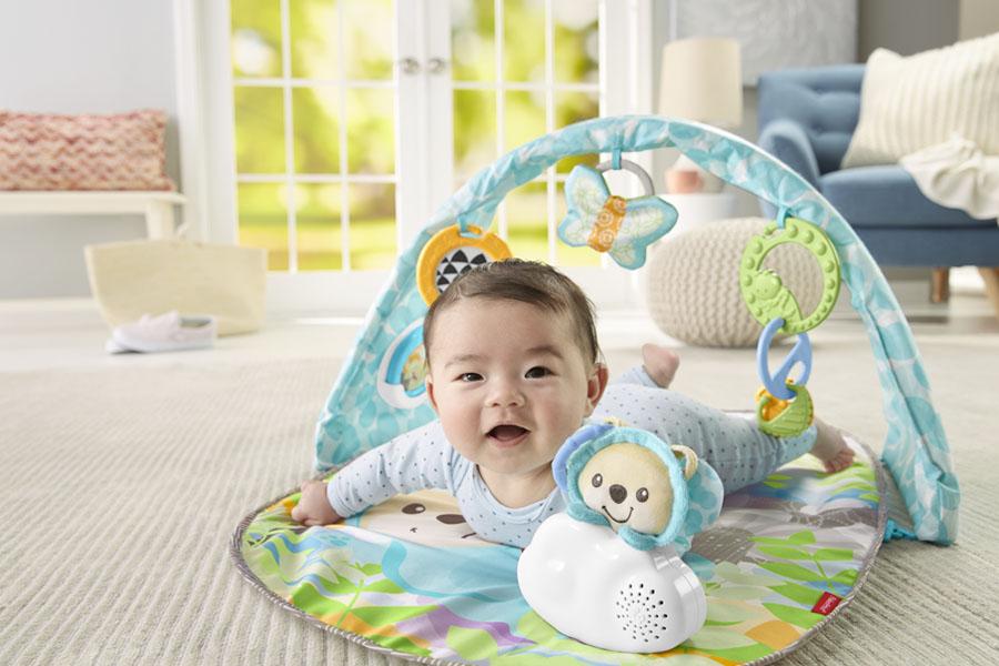 Vlinderdromen Speelgym Fisher-Price baby speelgoed
