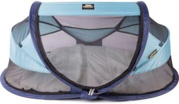 campingbedje tent
