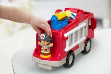 speelgoed Fisher-Price voor peuterspelletjes