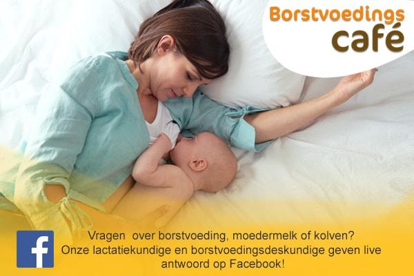 Medela borstvoedingcafe