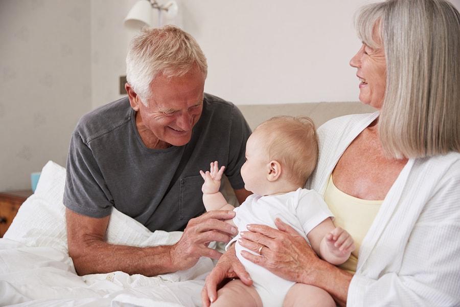 Sparen voor je kleinkind