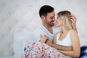 Vrouw gebruikt pessarium als anticonceptiemiddel
