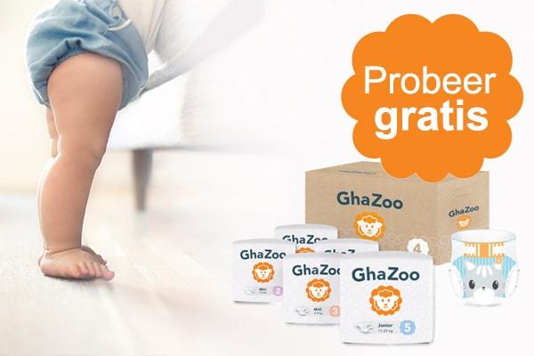 probeer gratis ghazoo