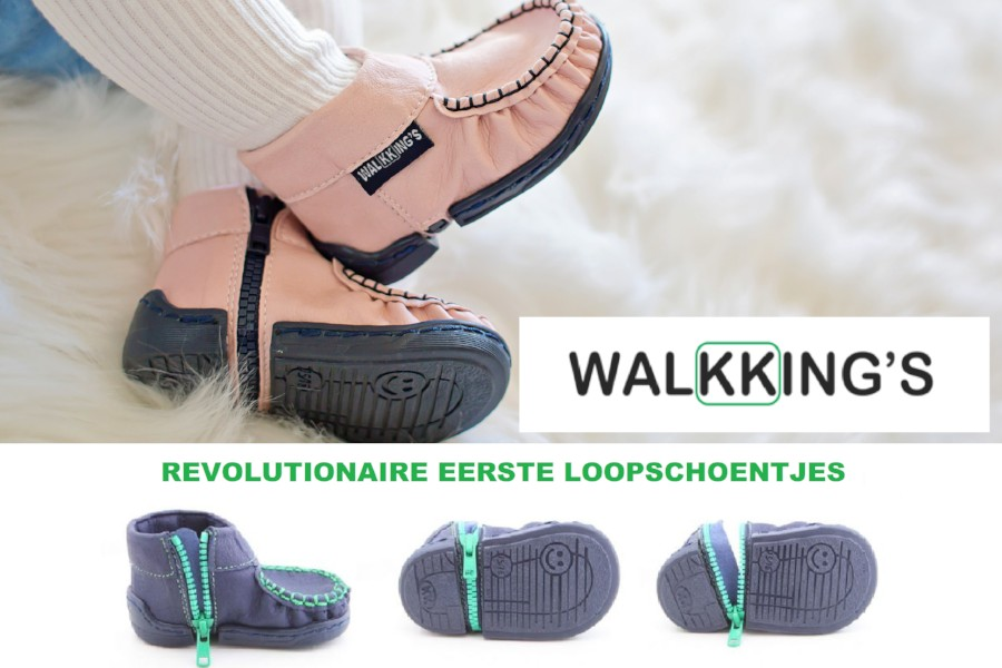 Walkking's loopschoentjes