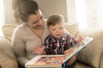 Babyspelletjes 15 maanden aanwijsboekjes