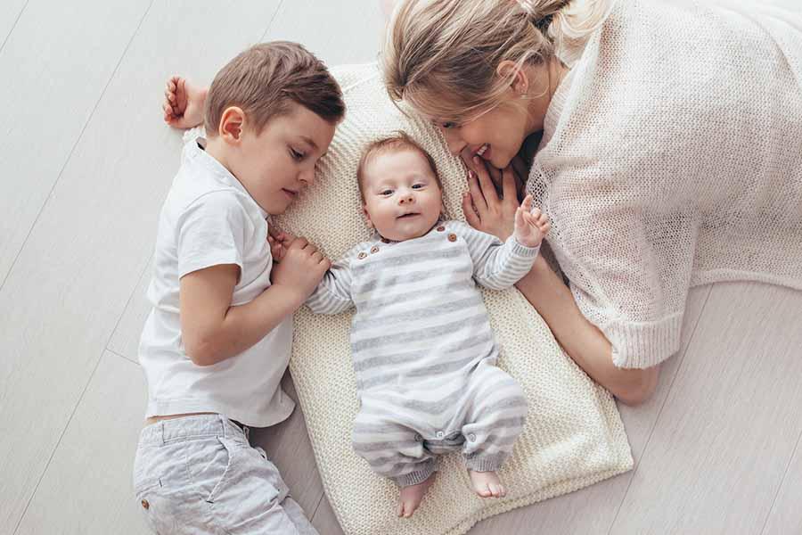 Regel tijdig de zorgverzekering van je baby