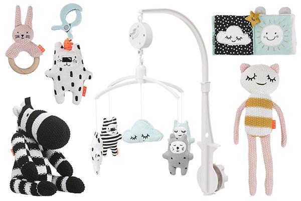 HEMA babyspeelgoed