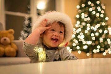 Voorbeeld van een gezellige kerst met je peuter