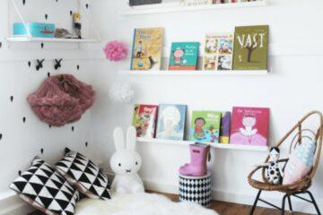 Leuke Boekenkastje Kinderkamer : Retro kinderkamerstylist
