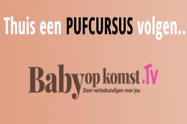 Zwangerschapscursus thuis volgen