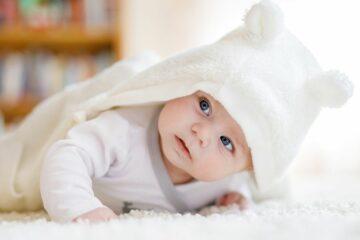 Baby met stoere meisjesnamen