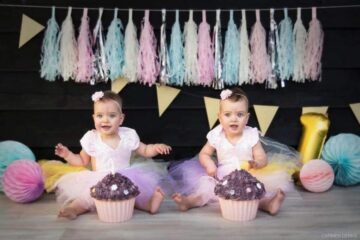 Smash cakes Yuna & Noé