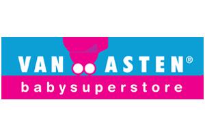 Logo Van Asten Babysuperstore